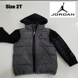 Jordan Therma-fit Toddler 2T Winter Jacket